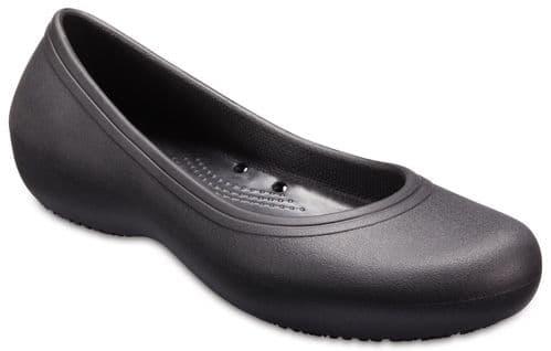 Crocs Crocs At Work 2 Ladies Occupational Fotwear Black